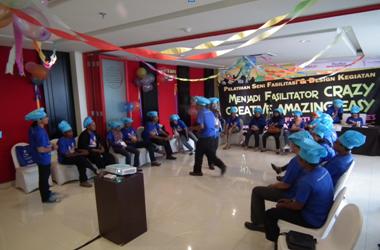 Pelatihan Seni Fasilitasi Sekolah Fundraising PIRAC