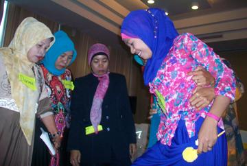 Pelatihan Corporate Fundraising, Program STBM di Makasar