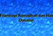 Filantropi Ramadhan dan Hak Donatur